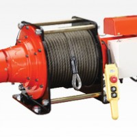 Electric hoist - PU series
