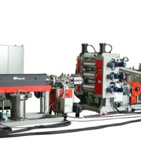 PS/PE 發泡板押出生產線 PS/PE Foam Extrusion Line